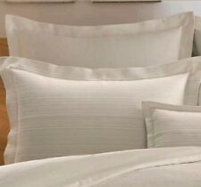 Real Simple® Euro Pillow Sham Linear Stone