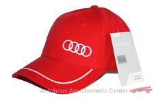 Cappelli da uomo Baseball rosso senza marca