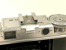 Voigtlander ACCESSORY SHOE for Voigtlander Bessa II & Vito III Cameras - GENUINE