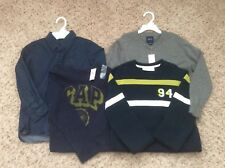 NWT, New without tags Gap Kids, Old Navy boy's 4 pc. set, size S (6-7) Read ad