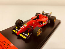 Fujimi F1 Tsm11fj012 Ferrari 412 T2 N°27 Canadian GP 1995 Jean Alesi 1/43