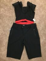 NEW Performance Bandit Loose Fit Bike Shorts w/Chamois Large MSRP $100
