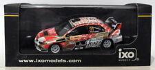 Coches de carreras de automodelismo y aeromodelismo multicolores, Mitsubishi, Escala 1:43