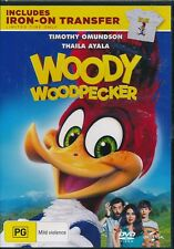 Woody Woodpecker DVD NEW Region 4