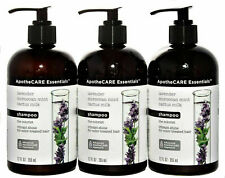 3 ApotheCare Essentials The Colorist Shampoo Lavender Moroccan Mint Cactus Milk