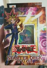 Yugioh 2002 Starter Deck Yugi 1st Edition New Factory Sealed in Mint condition!