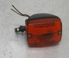 Kawasaki GPZ1100 GPZ 1100 FI 83 1983 Left Rear Turn Signal Blinker Indicator OEM