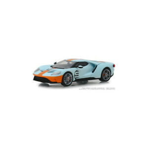 1/43 Greenlight Ford GT 2019 N°9 Ford GT Heritage Edition Gulf Oil Neuf