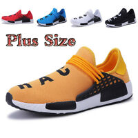 Men'S Sports Shoes Lightweight Running Athletic Sneakers Fitness Gym Plus Size