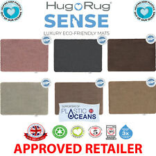 Hug Rug Sense Brown Charcoal Grey Stone Mink Rose Door Mat Runner Various Sizes