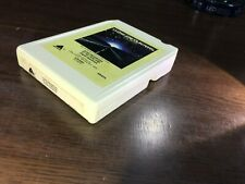 Close Encounters of the Third Kind Motion Picture Soundtrack 8 Track Tape TESTED