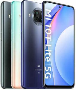 "XIAOMI Mi 10T Lite 5G Smartphone 128GB Snapdragon 750G 6,67"" 64MP Handy 4820mAh"