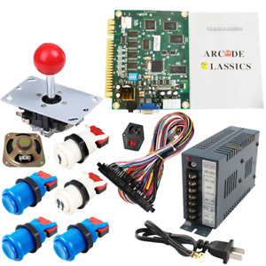 Arcade Classics 60 In 1 Vertical Conversion Kit for 1 player DIY Arcade jamma
