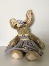 The Bearington Bears Collection Bunny Rabbit Ellie & Egg EUC