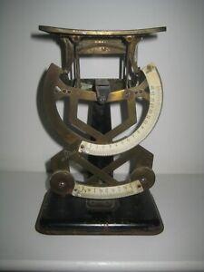 Vintage Metal & Brass Bilateral Scales
