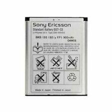 SONY ERICSSON BATTERIA ORIGINALE BST-33 BULK PER C702,C901,C903,G502,G700,G900