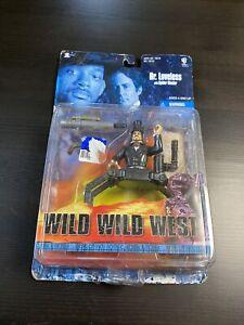 WILD WILD WEST Dr. Loveless Vintage Action Figure MOC X-Toys WB Toys