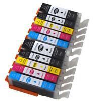 10 PK INK PGI-270 CLI-271 XL NON-OEM FOR CANON PIXMA MG7720 MG6822 MG6821 MG6820