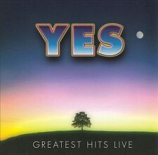 FREE US SH (int'l sh=$0-$3) NEW CD Yes: Greatest Hits Live