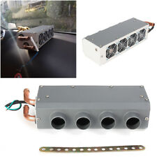 12V 4 Hole Vehicle Car Under-dash Warm/Cooling Heater Heating Defroster Demister