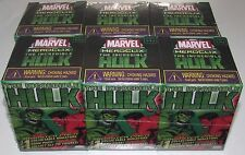 THE INCREDIBLE HULK GRAVITY FEED BRICK HeroClix New Sealed 6 boosters