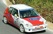 Peugeot 106 Phase 2  Lexan Polycarbonate Window Kit