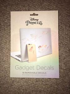 Rose Gold Disney Princess Gadget Decals