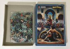 Vintage MB Games HeroQuest 300 Piece Jigsaw Puzzle 'The Witch Lord'