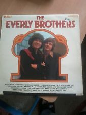"""The Everly Brothers 12"""" VINYL LP"""