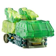 Screechers Wild Level 2 Gatecreeper Toy Vehicle, Green, 3'' x 2''