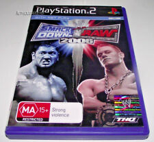 Smack Down Vs Raw 2006 PS2 PAL *Complete*