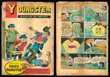 1964 Philippines THE YOUNGSTER KOMIKS #4 Comics