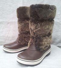 BNIB Ugg Australia Lilyan Water Resistant Sheepskin Boots (UK 4.5) Stout