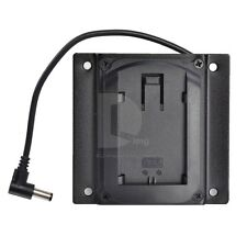Universal LP-E6 Battery Buckle Plate Adapter Replace for LILLIPUT Monitor