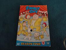Family Guy - Season  4 - Complete (DVD, 2006, 3-Disc Set)
