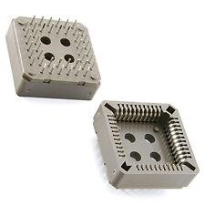 [20pcs] D83044C-46 PLCC 44 Pin Socket TH PLCC44TH HARWIN