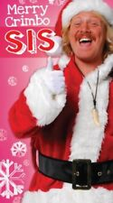 Keith Lemon Sister Christmas Greeting Card NEW