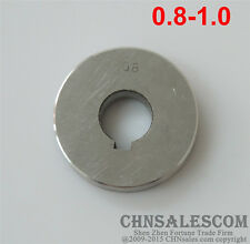 """Wire Feed Drive Roller V Groove 0.8mm-1.0mm  0.030""""-0.040""""  MIG MAG Lincoln"""