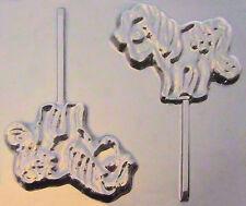 Precious My Littly Pony Chocolate Lollipop Candy Mold 208 - NEW