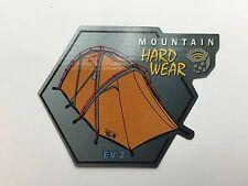 Mountain Hardwear EV 2 Tent Refrigerator Magnet New
