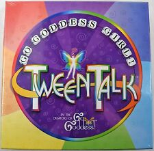 Tween Talk Go Goddess Girls! Teen Talk Game Power Beads Bracelet Empower Cards