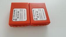 HBC 2x Akku 6,0 Volt / 1500 mAh NiMH  -Nachbau-- Rechnung-- neu-- BA205000 u.s.