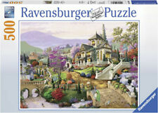 Ravensburger - Hillside Retreat Jigsaw Puzzle 500pc