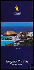 Prospekt, Kanarische Inseln, La Palma, Teneguia Princess, Hotel & Spa, um 2010