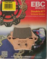 EBC - FA213HH - Double-H Sintered Brake Pads - Made In USA