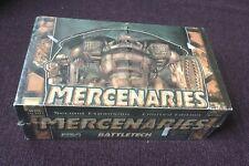 Battletech ccg - Mercenaries Boosterbox (Limited edition)