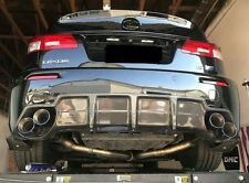 2008-2013 LEXUS IS-F, ISF ARKYM STYLE FRP REAR DIFFUSER