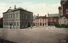 Town Hall Petworth unused old pc Valentines