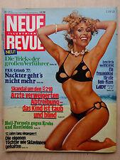 Neue Revue Nr 22/1977, Neil Diamond, John Wayne, FKK 1977, Cathy Castel,