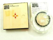 Hoya Filter For Color Films 39mm 81B New Box & Papers